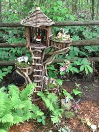 Fairy Garden Tree House