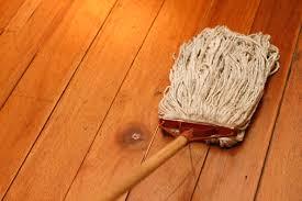 how do i keep my hardwood floors clean