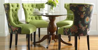 dining room stunning upholstered sets within set decor 19