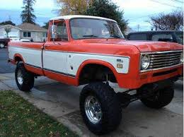 1974 International Harvester Pickup | How I roll | International ...