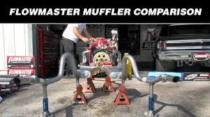 Flowmaster Muffler Comparison Muffler Shootout 2