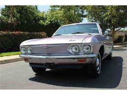 1965 Chevrolet Corvair for Sale | ClassicCars.com | CC-991423