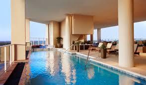 cool hotel pools westin memorial city