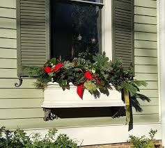 Christmas Window Box Decorations The Marietta Pilgrimage Christmas Home Tour 40