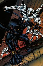 white tiger and black panther marvel. Beautiful Panther Black Panther And White Tiger U2014 Mike Manley For And Marvel Pinterest