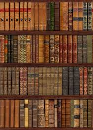 library wallpaper for walls