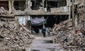 تقرير يقدر الخسائر الاقتصادية في سوريا خلال ثماني سنوات - عنب بلدي