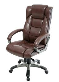 office chairs brown leather. Brown Office Chair In Leather Chairs Org Designs Uk I