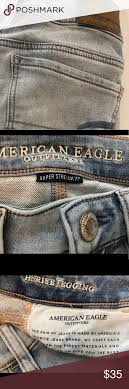 Ae Jeans Size Chart Sz 00 American Eagle Hi Rise Jegging American Eagle Hi Rise