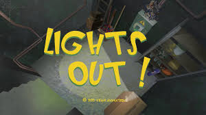 Lights Out Animation Lights Out Oggy And The Cockroaches Wiki Fandom