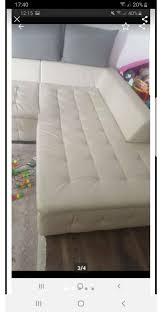 Wohnlandschaft Couch Ecksofa Beige Farbe In 10437 Pankow For