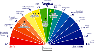 Ph Of Beverages Chart Boost Your Bodies Ph Energy Levels