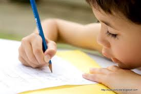 Image result for children handwriting