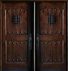 rustic double front door. Rustic Double Front Doors Global Entry Fiberglass Door O
