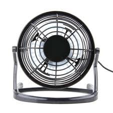 best portable fans for your home decor modern portable desk fans black finish