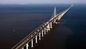 World's Longest Sea Bridge in China : The Qingdao Haiwan Bridge ( Video ) -  Freshome.com