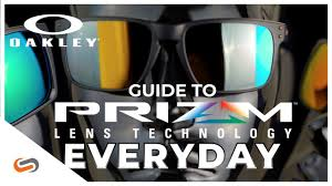 Oakley Prizm Everyday Lens Guide Sportrx