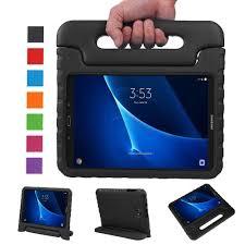 Ốp máy tính bảng có tay cầm kèm bút cảm ứng cho máy Samsung Galaxy Tab S2  9.7 SM-T810 T813 T815 T817
