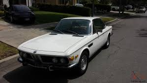 Coupe Series 1970 bmw coupe : BMW 2800 CS Coupe, real nice,very rare,automatic,new paint,leather ...