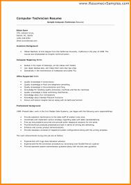 Desktop Support Resume Sample Luxury Resume Templates Format