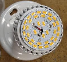 what s inside and led bulb teardown explanation feit led bulb 4