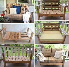 got pallets these 17 diy pallet ideas are clever storing patio furniture cushions