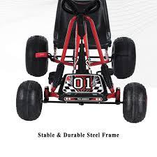 <b>Pedal Go Kart Pedal</b> Car for Kids 4 Wheel- Buy Online in Macedonia ...