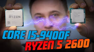Что лучше: <b>Intel Core i5</b>-<b>9400F</b> или AMD Ryzen 5 2600? - YouTube