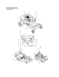 looking for craftsman model 107277720 rear engine riding mower craftsman 107277720 decals diagram