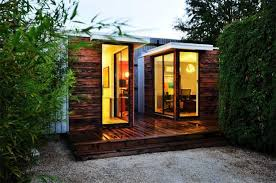 home office cabins. Small Home Office In Garden Cabins