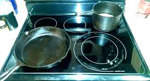 can i use cast iron on glass cooktop cast iron glass cast iron for glass can