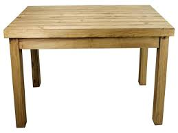 Rustic Wooden Kitchen Table Solid Wood Dining Room Tables Wood Dining Table Design Dining
