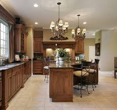 Kitchen Chandelier To Illuminate The Kitchen Giving It A Timeless Appeal