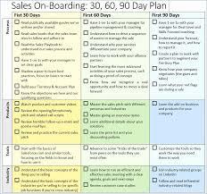 30 60 90 Plan Template Elegant 30 60 90 Action Plan Examples