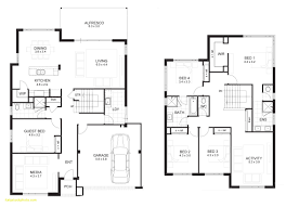 simple two y house design with floor plan recent 1000 ideas about double plans tiny