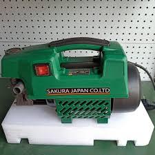 máy phun xịt rửa xe sakura công xuất khủng 2500W lõi đây đồng - giao màu  sắc ngẫu nhiên - Máy xịt rửa Thương hiệu SAKURA