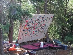 diy backyard rock climbing wall inspirational 132 best do climbin images on of 50 best