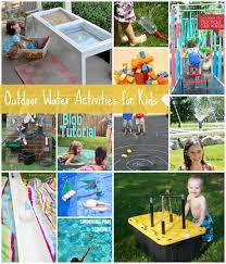 outdoor water games for kids. Outdoor Water Activities For Kids \u2026 Games