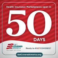 50 days until the health insurance marketplaces kick off it s