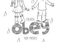 Bible Verse Coloring Pages For Kids Printable Coloring Page For Kids