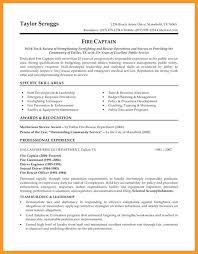 promotional resume sample 9 10 firefighter promotion resume loginnelkriver com