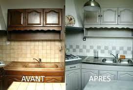 Moderniser Une Cuisine Rustique Cuisine En Beautiful Com Moderniser