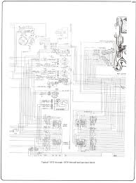 complete wiring diagrams 73 76 firewall junction