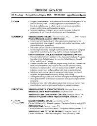 Sample Ob Gyn Sonographer Resume   Technician Resume Sample