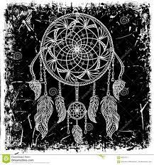 Aztec Dream Catcher Tattoo Tattoo Art Sketch Of A Aztec Sun Stock Illustration 76