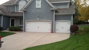 white wood garage door. 3alhke Terridic Garage Door Panel Repair Steps Video Intended For Wood Replacement 17 White