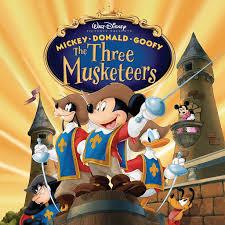 <b>Various Artists</b>: <b>Mickey</b>, Donald, Goofy: The Three Musketeers ...