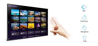 samsung 55 inch curved tv. easier motion control with finger and hand gestures samsung 55 inch curved tv
