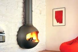wall mount gas fireplace mounted home depot within