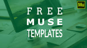 Photos Templates Free Where Can I Get Free Adobe Muse Templates Responsive Muse